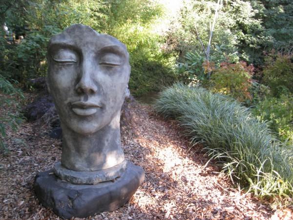 Gesicht Frau - 115cm