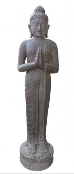 Stehender Buddha mit Begrüssungsgeste - 158cm