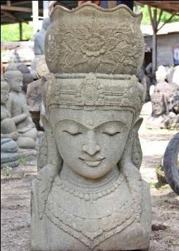 Shiva Büste - 102cm
