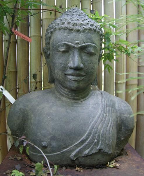 Buddha Büste - 57 cm