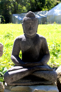 Dhyana Mudra, Mudra der Meditation