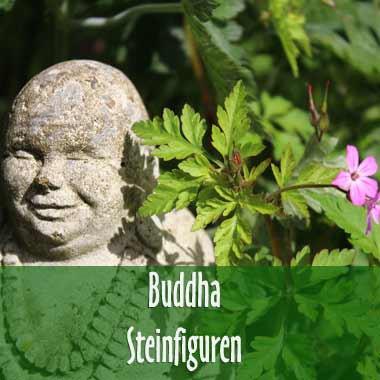 Buddha Steinfiguren