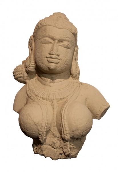 Apsara Büste