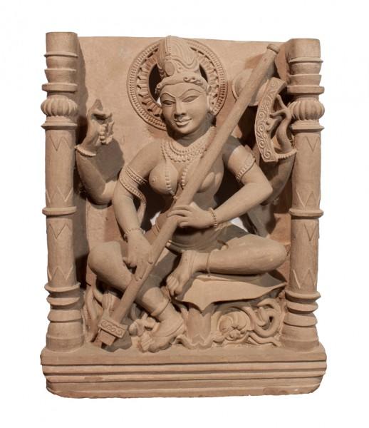 Sarasvati - Relief