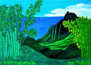 Bamboo Valley - Original