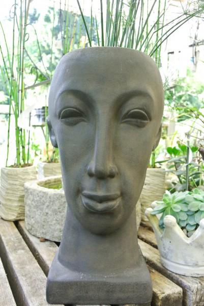 Bepflanzbarer Kopf rund - 41cm