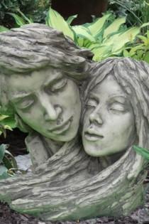 Gesichterpaar