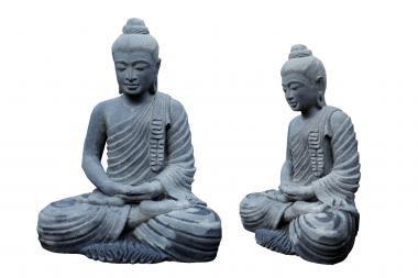 Sitzender Buddha Gandhara