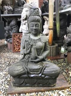 Guan Yin sitzend- 70cm