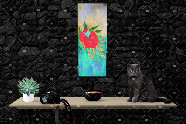 Kolibri Painting - Original