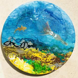 World of beautiful colors 2 - original painting