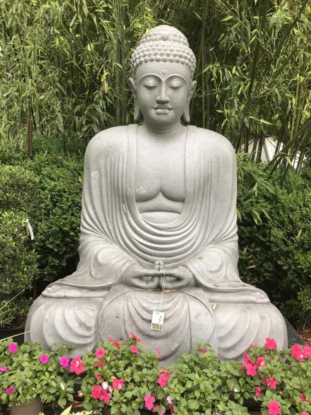 Großer Buddha sitzend 200cm