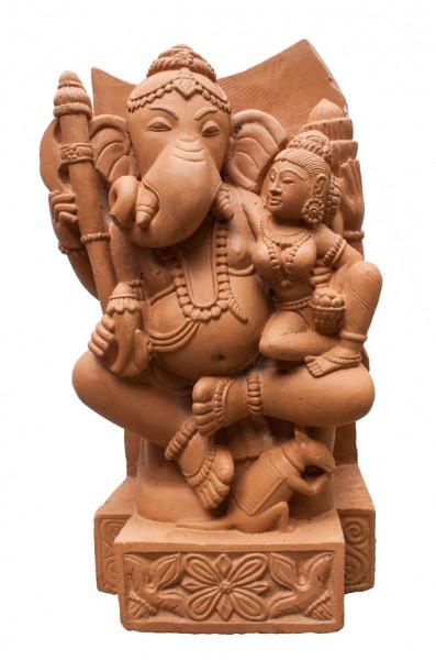 Ganesha mit Shakti