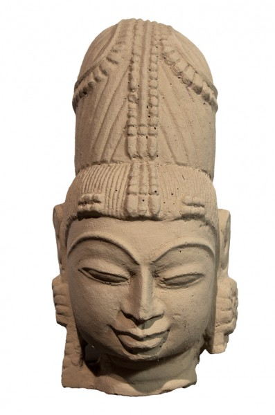 Apsara Kopf - 10 Jahrhundert