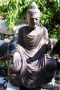 Buddha mit Handhaltung des Lehrenden Buddha