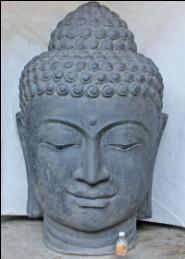 Buddha Kopf - ca. 125cm