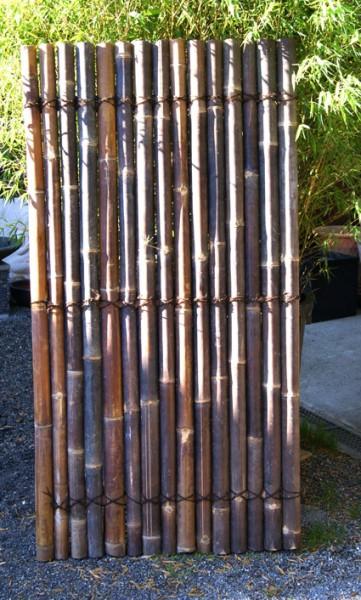 Bambus zaunelemente model jakarta besonderes garten for Asiatische deko garten
